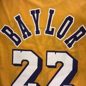 Lakers jersey Shirts - Lakers ELGIN Baylor jersey